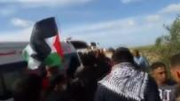 GAZZE - İşgalci İsrail Askerleri yine saldırdı