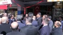 EMRULLAH İŞLER - İşler'den 'Zeytin Dalı Çarşısı' Esnafına Ziyaret