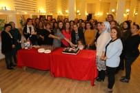 YOGA - Kadın Kursiyerler '8 Mart Dünya Kadınlar Günü'nü Kutladı