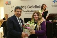 KÜÇÜKÇEKMECE BELEDİYESİ - Kadınlar Günü 'Sanat'la Taçlandı