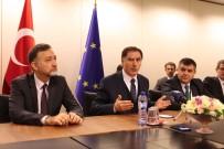 ŞEREF MALKOÇ - Kamu Baş Denetçisi Malkoç Açıklaması 'Birinci Hedefimiz Hak Arama Kültürünü Yaygınlaştırmak'
