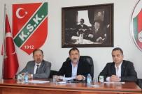 SAVUNMA HAKKI - Karşıyaka Yönetimi, Eski Başkan Altuğ'dan Hesap Soracak