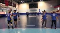 AVRUPA HENTBOL FEDERASYONU - Kastamonuspor'da EHF Kupası Maçı Hazırlıkları Sürüyor