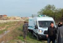 AKPINAR MAHALLESİ - Kayıp Gencin Cesedi Kanalda Bulundu