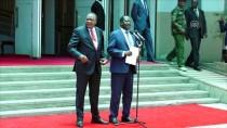 İNSAN HAKLARI KOMİSYONU - Kenya'da İki Lider Arasındaki Kriz Çözüldü