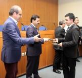 ADALET KOMİSYONU - Klavye İmtihanında Başarılı Olan Katipler Ödüllendirildi