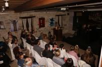 EMEKÇİ KADINLAR GÜNÜ - Kuşadası'nda 'Dört El Piyano' Konseri