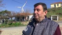TEMİZ ENERJİ - Mahallenin Elektrik Faturasına 'Rüzgar' Katkısı