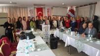EMEKÇİ KADINLAR - MASTÖB'de Kadın Hakları Ele Alındı