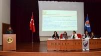 JANDARMA ASTSUBAY - MEÜ'de 'Kadına Yönelik Şiddetin Yasal Boyutu Ve Uygulamaları' Anlatıldı