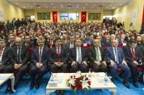 ÖĞRETMEN ALIMI - Milli Eğitim Bakanı Yılmaz 'Ulusal Eğitim Araştırmaları Öğretmenler Sempozyumu'na Katıldı
