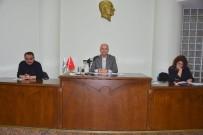 ŞIRINEVLER - Nazilli Belediye Meclisi Mart Ayı Toplantısı Yapıldı