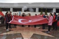 Öğrenciler Afrin'e Dua Ve Mektup Okudular