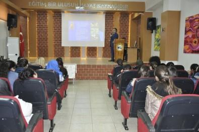 Öğrencilere iyi tarım uygulamaları anlatıldı