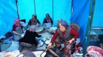 MEHMET SARI - Okullarını Boyatmak İçin Kermes Düzenlediler