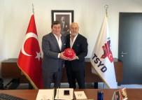 OĞUZ TONGSİR - Özel Olimpiyatlar Türkiye'den TSYD'ye Ziyaret