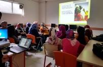 KANSER TARAMASI - Pursaklar'da Kadınlara Sağlık Eğitimleri Devam Ediyor