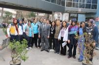 MOBBING - Sağlık Sen'den 'Kadın Toplumun Mayasıdır' Açıklaması