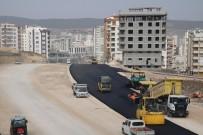 KARAKÖPRÜ - Şanlıurfa' Da Çardaklıkaya Bulvarı Asfaltlanıyor