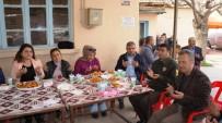 ÇETIN KıLıNÇ - Sarıgöl'ün Bağlıca Mahallesi Afrin Şehitleri İçin Lokma Döktürdü