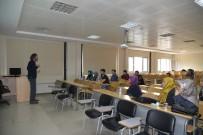 ERCAN YILMAZ - SAÜ'de 'Edebiyatın Aynasında Tıp' İsimli Söyleşi Düzenlendi