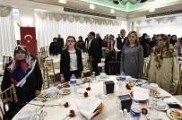 ABDULLAH ÖZER - Şehit Anneleri Ve Gazi Aileleri Dünya Kadınlar Günü'nde Bir Araya Geldi