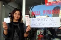 YıLBAŞı - Süper Loto'nun 14 Milyonluk Büyük İkramiyesi Muratpaşa'ya Çıktı