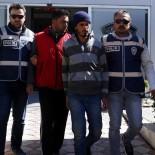 OTO HIRSIZLIK - Suriyeli Motosiklet Hırsızları Adliyeye Sevk Edildi
