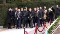 FUTBOL TURNUVASI - TBMM Parlamenterler Spor Kulübü Azerbaycan'da