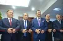 ONLINE - TOBB Başkanı M. Rifat Hisarcıklıoğlu Artvin'de
