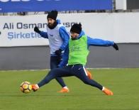RıZA ÇALıMBAY - Trabzonspor, Akhisarspor Maçının Hazırlıklanrını Sürdürdü