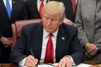 MÜZAKERE - Trump Beklenen Çelik Ve Alüminyum Kararını Açıkladı