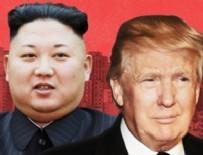 KIŞ OLİMPİYATLARI - Trump ve Kim görüşecek