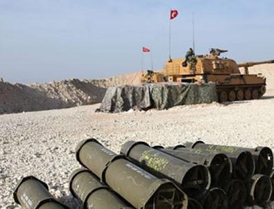 TSK ve ÖSO'nun Afrin'ndeki harekatı ilçe merkezi sınırlarına ulaştı
