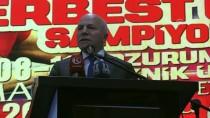 HITIT ÜNIVERSITESI - Türkiye 23 Yaş Altı Serbest Güreş Şampiyonası