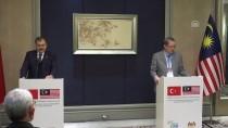 ENERJİ VE TABİİ KAYNAKLAR BAKANLIĞI - Türkiye-Malezya İş Geliştirme Birinci İstişare Toplantısı