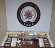 ÖZEL HAREKET - Uyuşturucu Operasyonunda Gözaltına Alınan 1'İ Kadın 8 Kişi Tutuklandı
