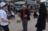 CAHIT ZARIFOĞLU - Yeşilay Haftası'nda Vatandaşları Bilinçlendirdiler