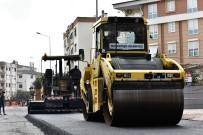 SICAK ASFALT - Yunus Emre Caddesi Yenileniyor