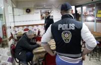 İNTERNET KAFE - Yüzlerce Polis Katıldı Açıklaması Didik Didik Arama Yapıldı