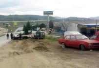 HURDA ARAÇ - Zabıtadan Hurda Araç Temizliği