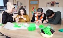 TESBIH - Zihinsel Engelli Öğrencilerin Çalışmaları TÜBİTAK'ta Sergilenecek