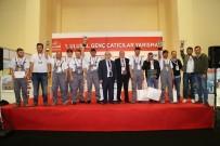 YAŞ SINIRI - 1.Ulusal Genç Çatıcılar Yarışmasında Şampiyonlar Kupayı Aldı