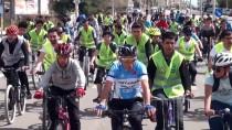 YEŞILAY CEMIYETI - Adıyaman'da 8. Yeşilay Bisiklet Turu Düzenlendi