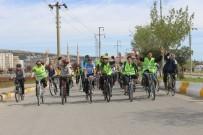 YEŞILAY CEMIYETI - Adıyaman'da Bisiklet Turu Etkinliği Düzenlendi