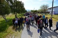 İMAM HATİPLER - Antalya'da 'Bahar Yürüyüşü'