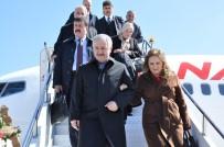 YÜKSEK HıZLı TREN - Bakan Arslan Açıklaması 'Dünyada 10 Büyük Projenin 6'Sı Türkiye'de'