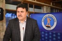 ALİ AYDINLIOĞLU - Başkan Ersoy 'Havranlı'nın Kimliğinde Havran Yazacak'