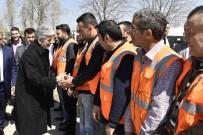 ÜÇPıNAR - Başkan Tuna, Taksicilerin Teleplerini Dinledi