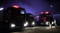 CIHAN YıLMAZ - Bursa'da Fabrika Yangını